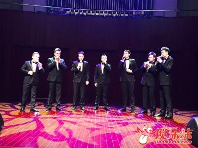阿卡贝拉合唱团 自带音响的无伴奏和声 娱乐八卦 西宁搅沫沫社区