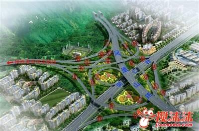 城高速可直通主城区 西宁资讯 西宁搅沫沫社区图片