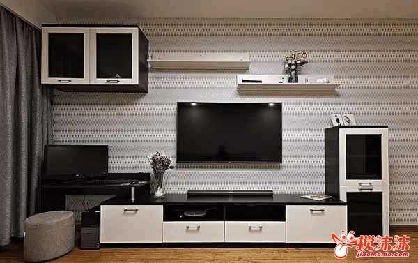 客厅电视墙装修设计, 不看你要后悔的 装修讨论 西宁搅沫沫社区