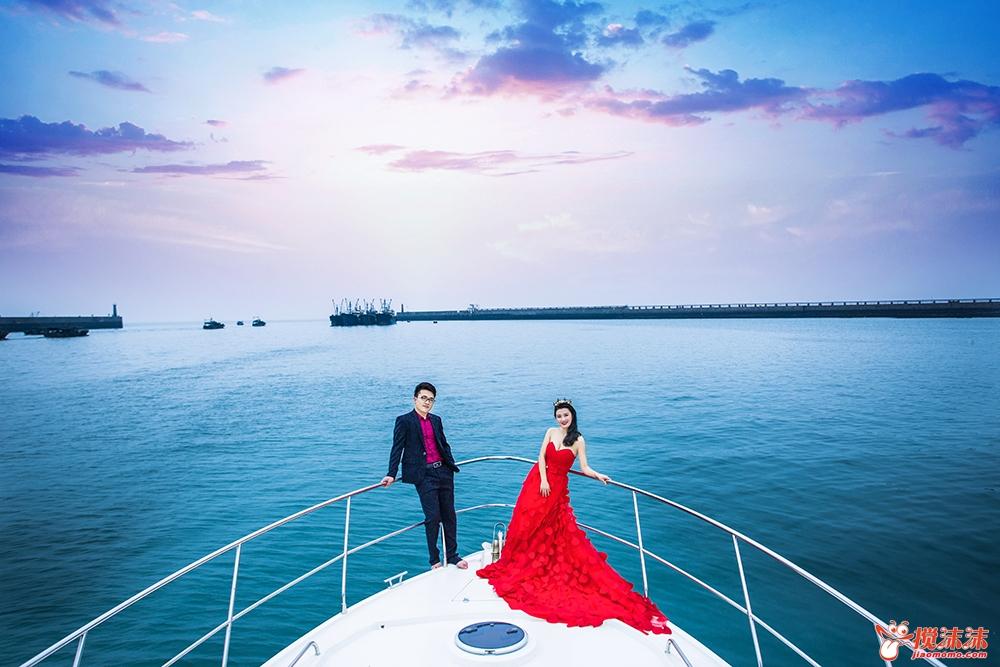 到北海选择网上团购婚纱照要了解哪些细节