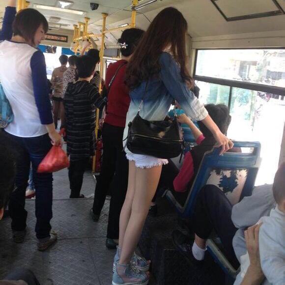 9个挤公交的奇葩经历,西宁小伙伴们遇到过哪几个?