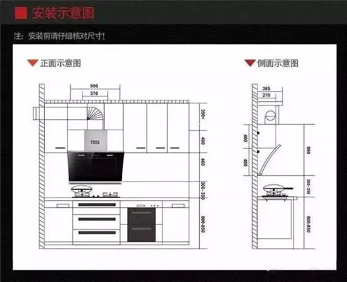 厨房顶棚图设计图