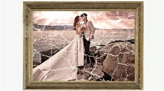 婚纱照摆放也有风水讲究