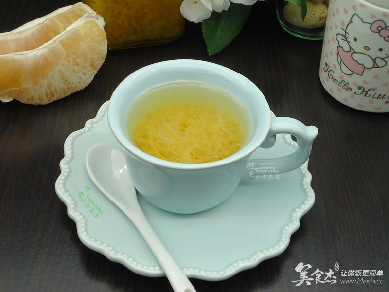神秘的柚子茶,不仅去秋燥,还能祛斑美白,减肥