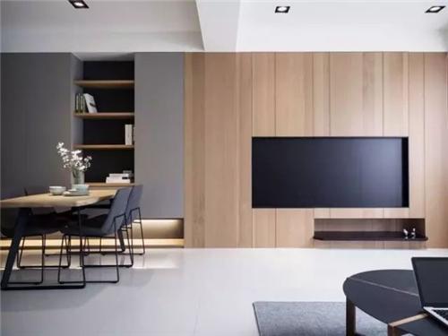 电视背景墙装修的常见误区,不要烧钱最后还后悔!