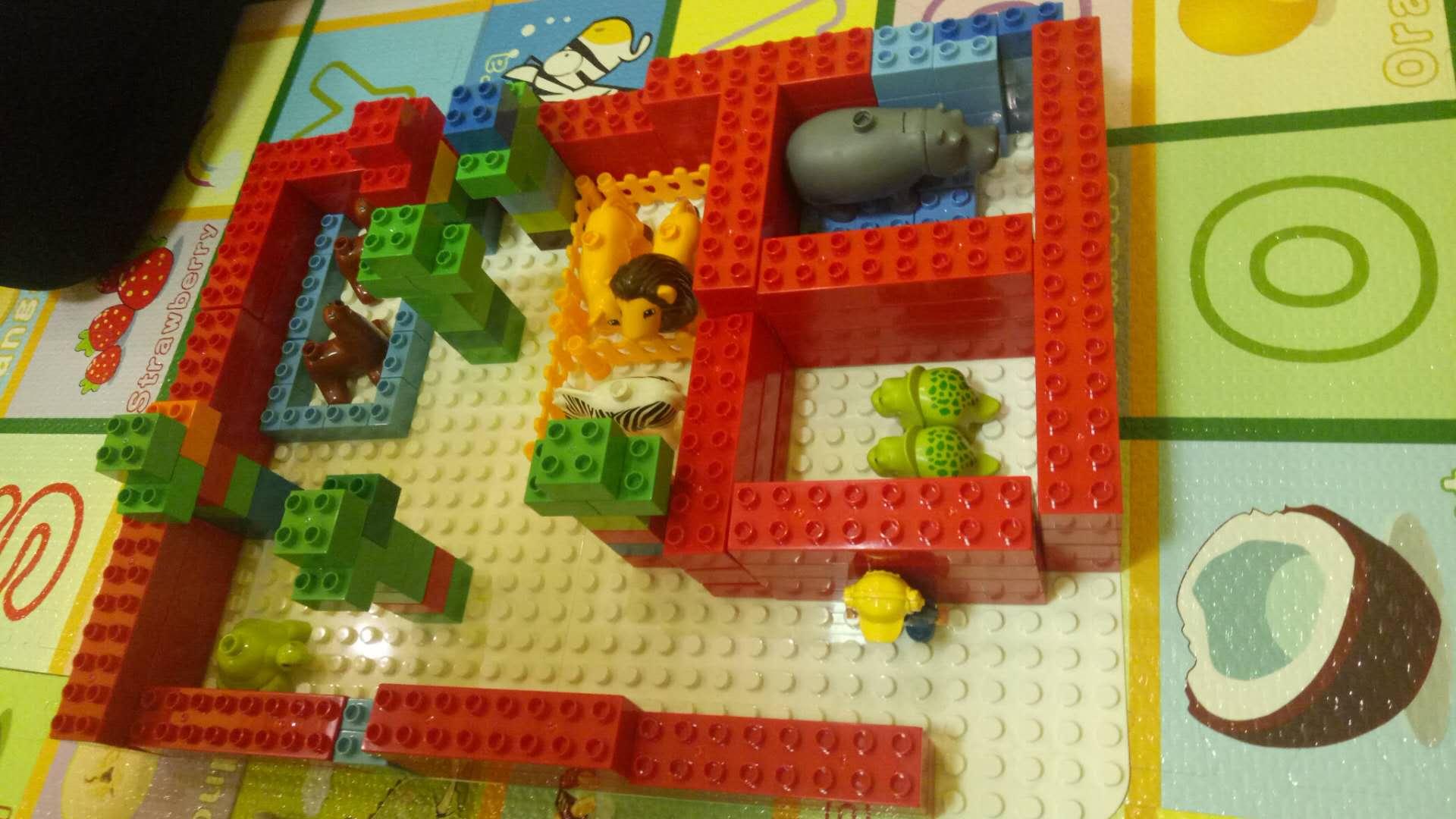 【搅沫沫亲子营】我的动物园、火车小箭、小丑的眼睛~亲子活动回顾