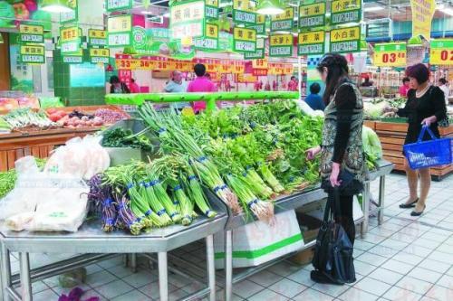 青海省蔬菜生产者价格自2012年来首次下降