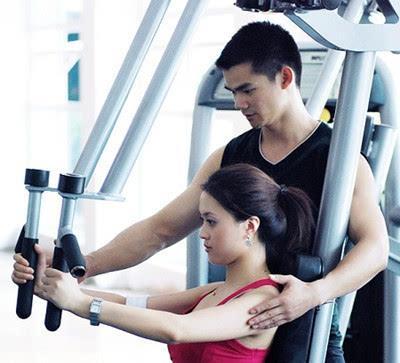 你们说健身房里的男女关系,真的很乱吗?我妹刚办的私教就不想去了