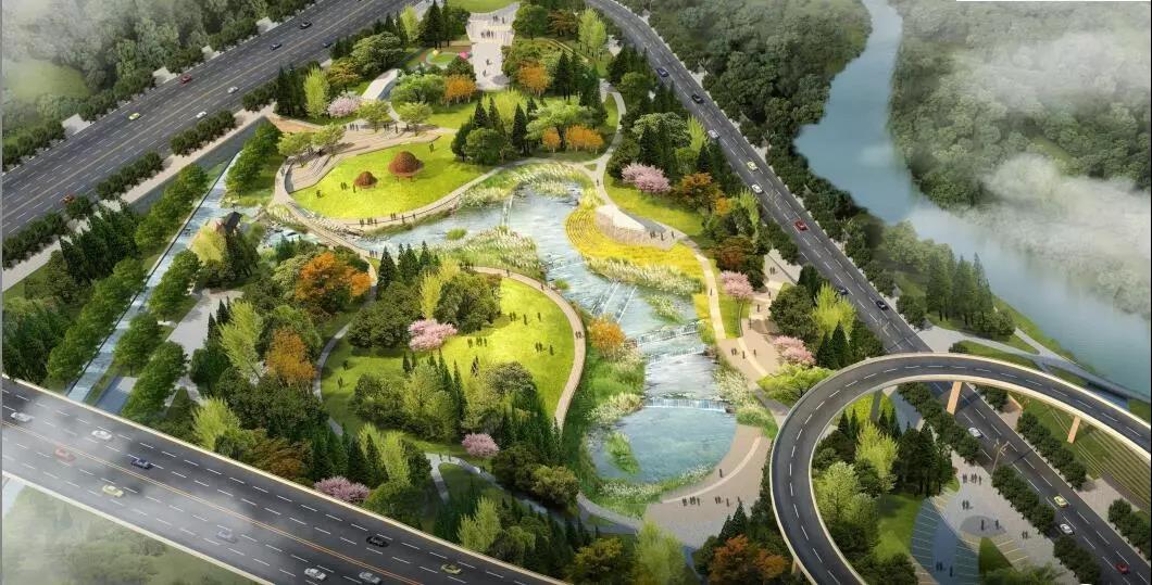 超赞!西宁正建的这3个公园你一定喜欢…