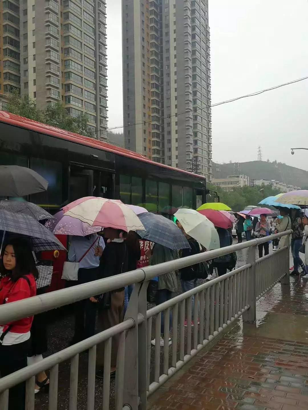 刚刚,西宁发布暴雨蓝色预警