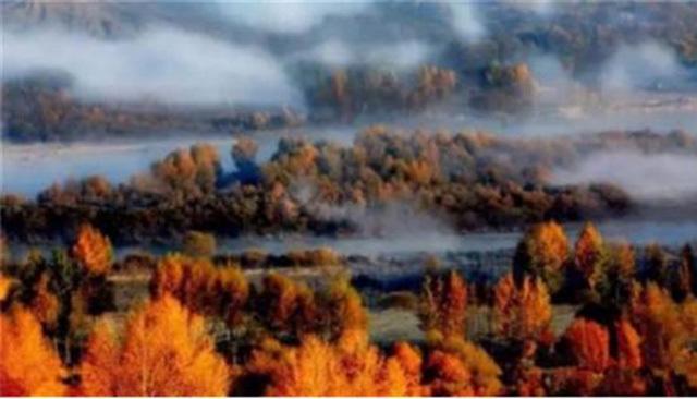 秋天是什么样的,你心中坎布拉的秋天又是什么样的?