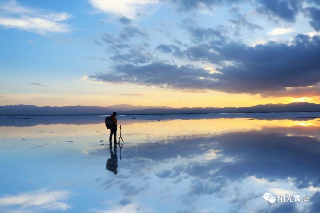 好消息!青海茶卡盐湖景区2018年冬季免门票开放啦