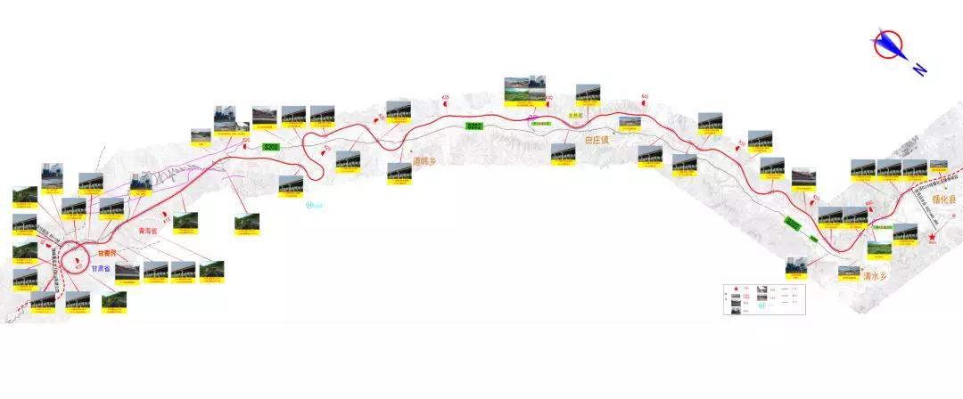 青海和甘肃的又一大通道——大力加山至循化高速公路即将建成通车