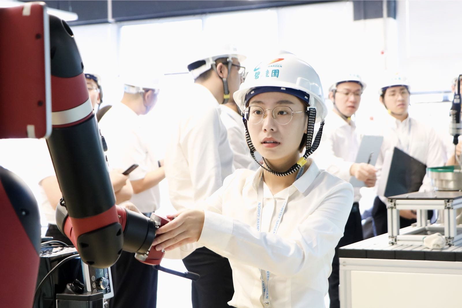 官宣:碧桂园将向高科技综合性企业转型