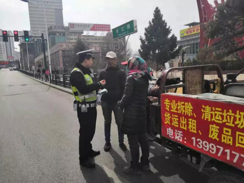200余名驾驶人在城中不好好开车被处罚