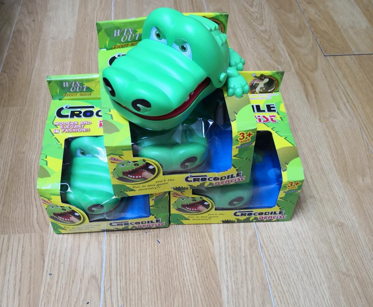 抖音同款 鳄鱼咬手指玩具  整蛊玩具