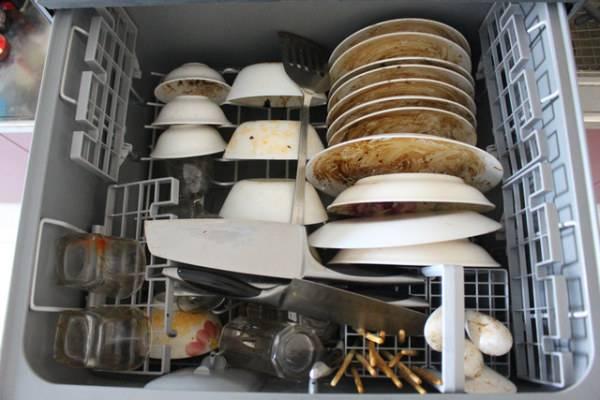 想买个洗碗机,应该买多大的?