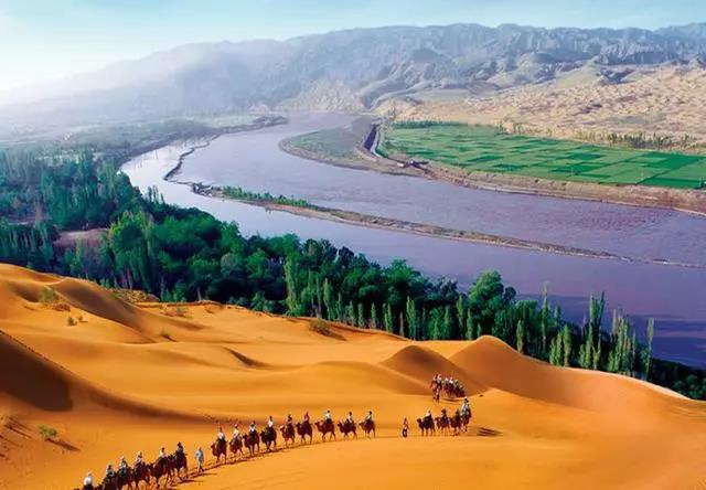总投资3000万,青海将建一个国家级沙漠公园,让你尽情玩沙