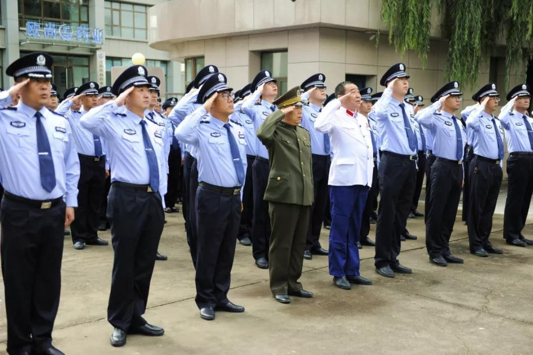 """西宁市公安局""""我和我的祖国""""主题警营开放日活动13?#31449;?#34892;"""