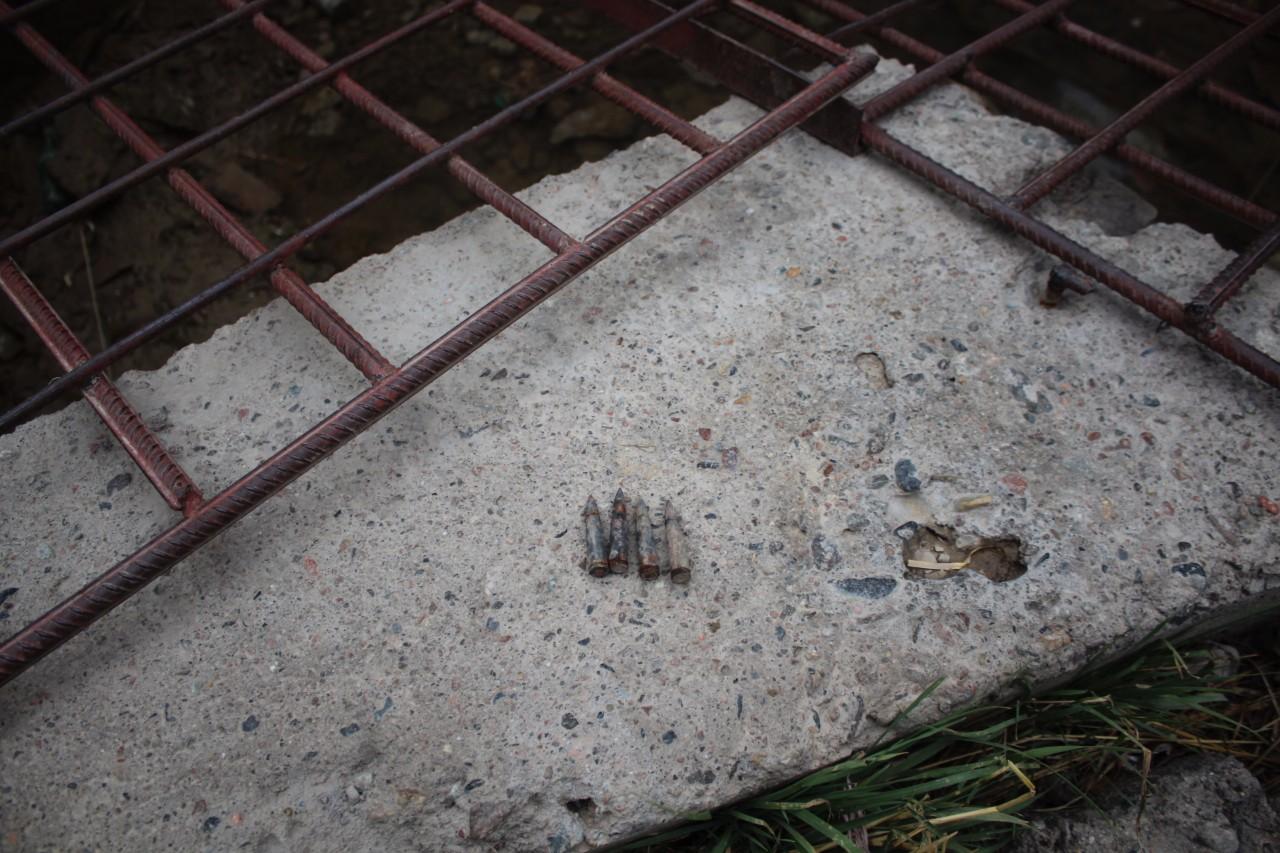 都兰5名小学生在水渠边玩耍,突然发现19发子弹...