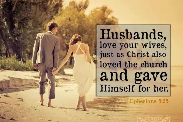 婚姻生活你需要的12段圣经的话